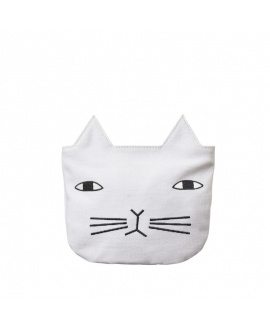 Donna Wilson - Cat Cosmetic Bag
