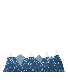 Donna Wilson - Mountain Peak Bolster Cushion