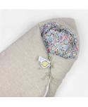 Baby Shower - Liberty Betsy Winter Angel Nest