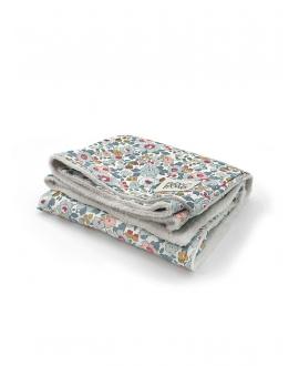Baby Shower - Liberty Betsy Fleece Blanket